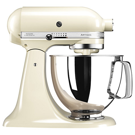 Buy KitchenAid 125 Artisan 4.8L Stand Mixer Online at johnlewis.com