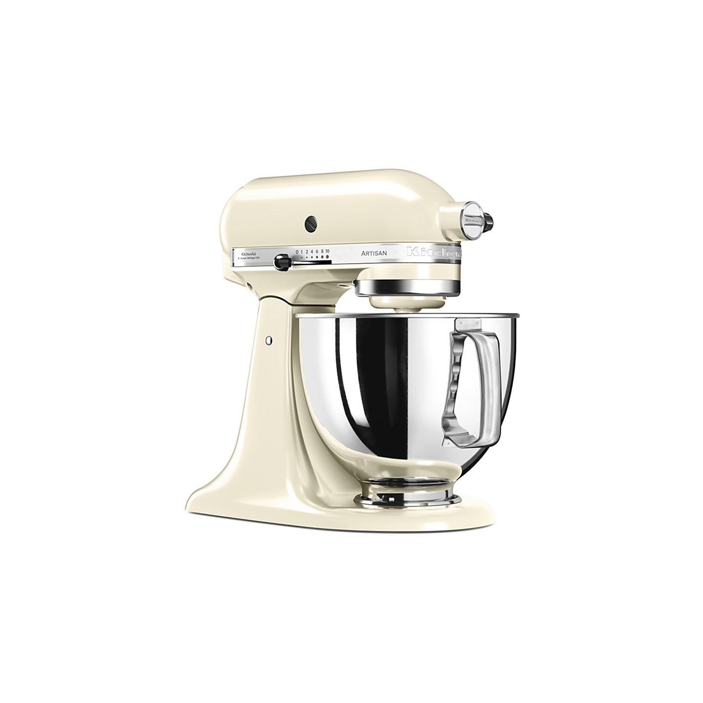 ... Buy KitchenAid 125 Artisan 4.8L Stand Mixer Online At Johnlewis.com ...