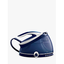 Buy Philips GC9324/20 Perfect Care Aqua Pro Steam Generator Iron, Blue Online at johnlewis.com