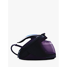 Buy Philips GC9650/80 PerfectCare Elite Silence Steam Generator Iron, Purple Online at johnlewis.com