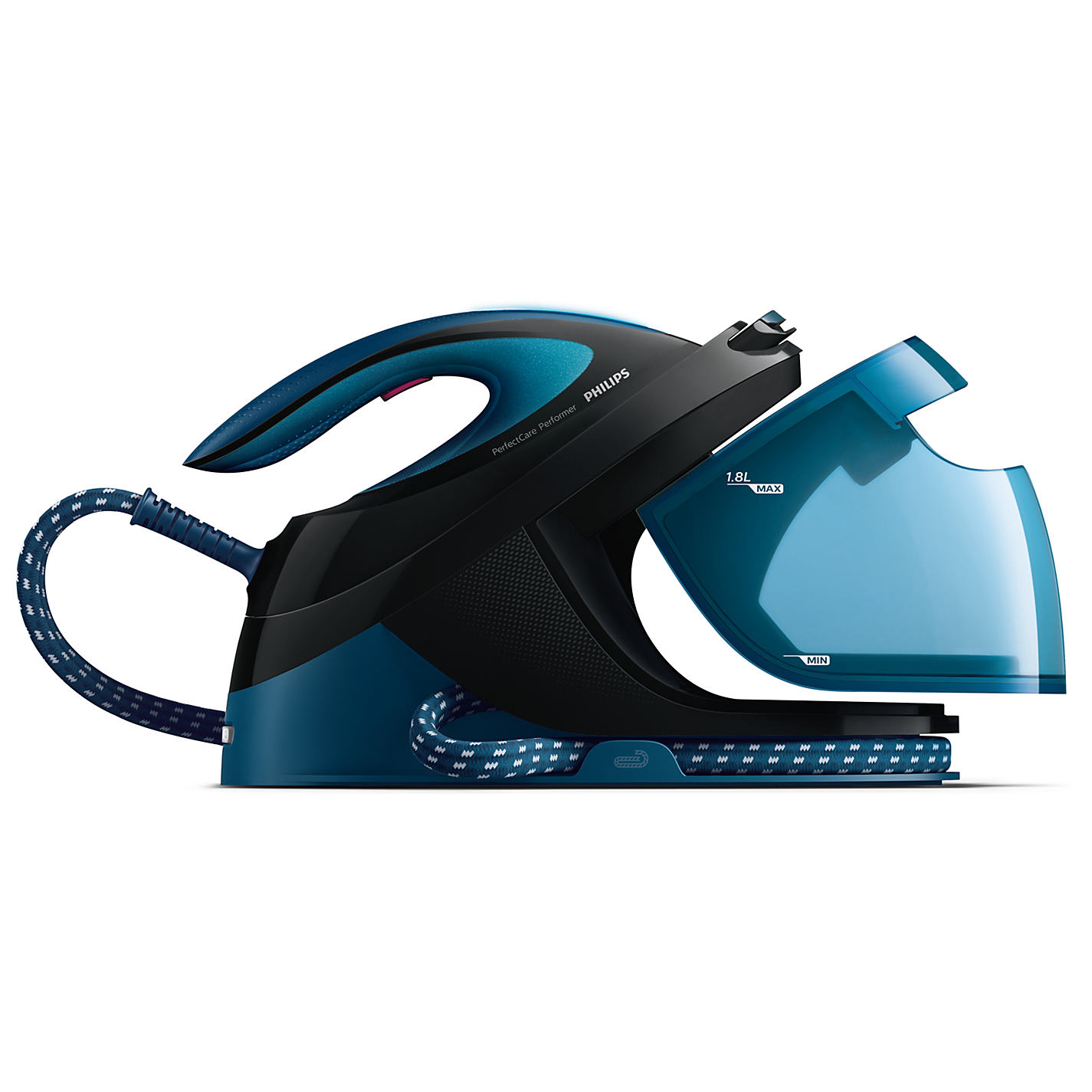 Buy Philips GC8735 80 PerfectCare Steam Generator Iron Blue