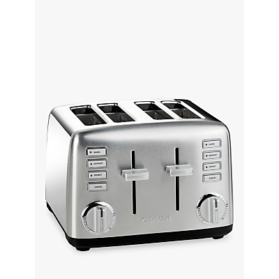 Cuisinart Signature Collection 4 Slot Toaster, Silver Review thumbnail