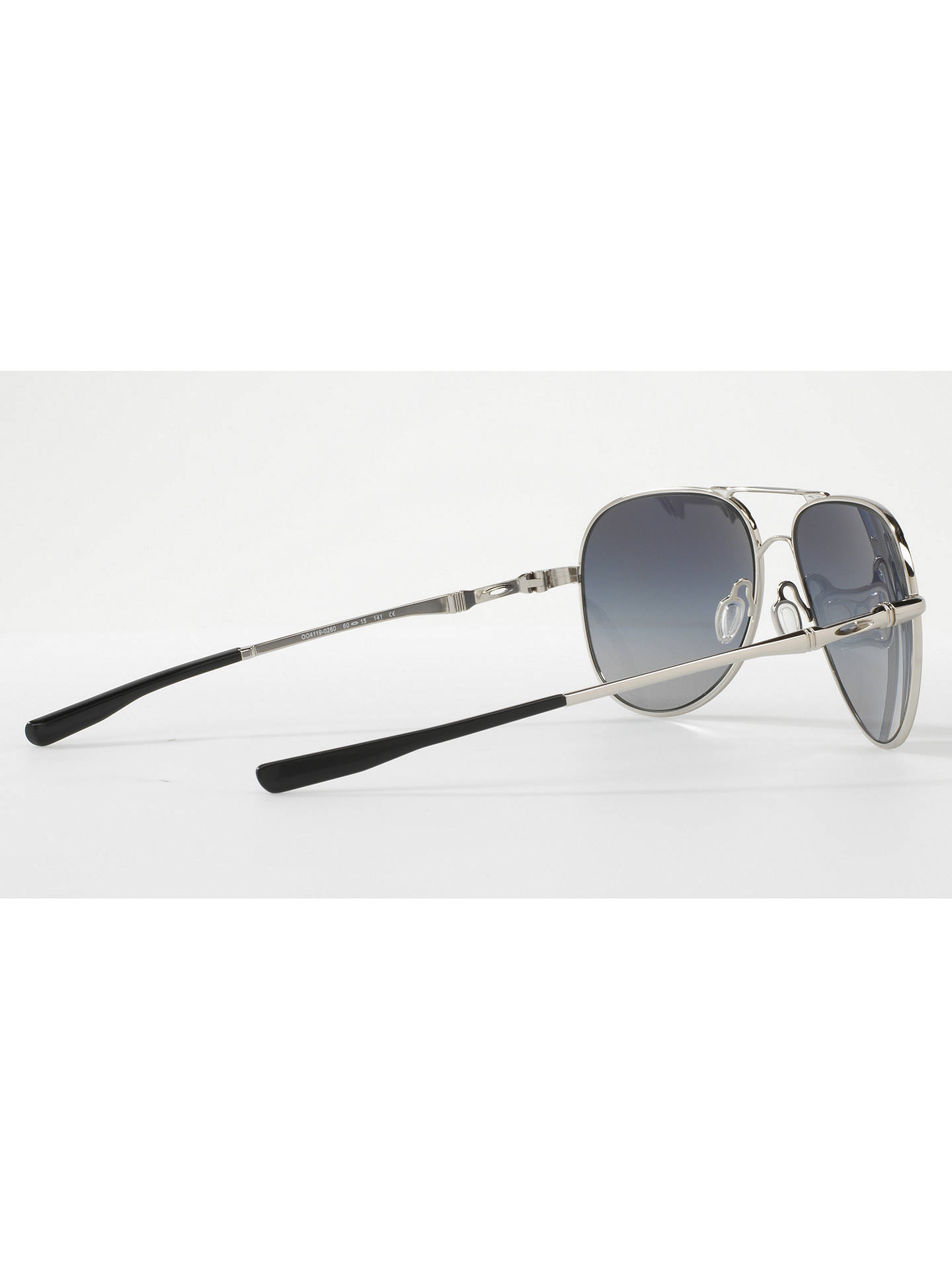 3dbda4bfa3 ... Buy Oakley OO4119 Elmont Medium Polarised Aviator Sunglasses