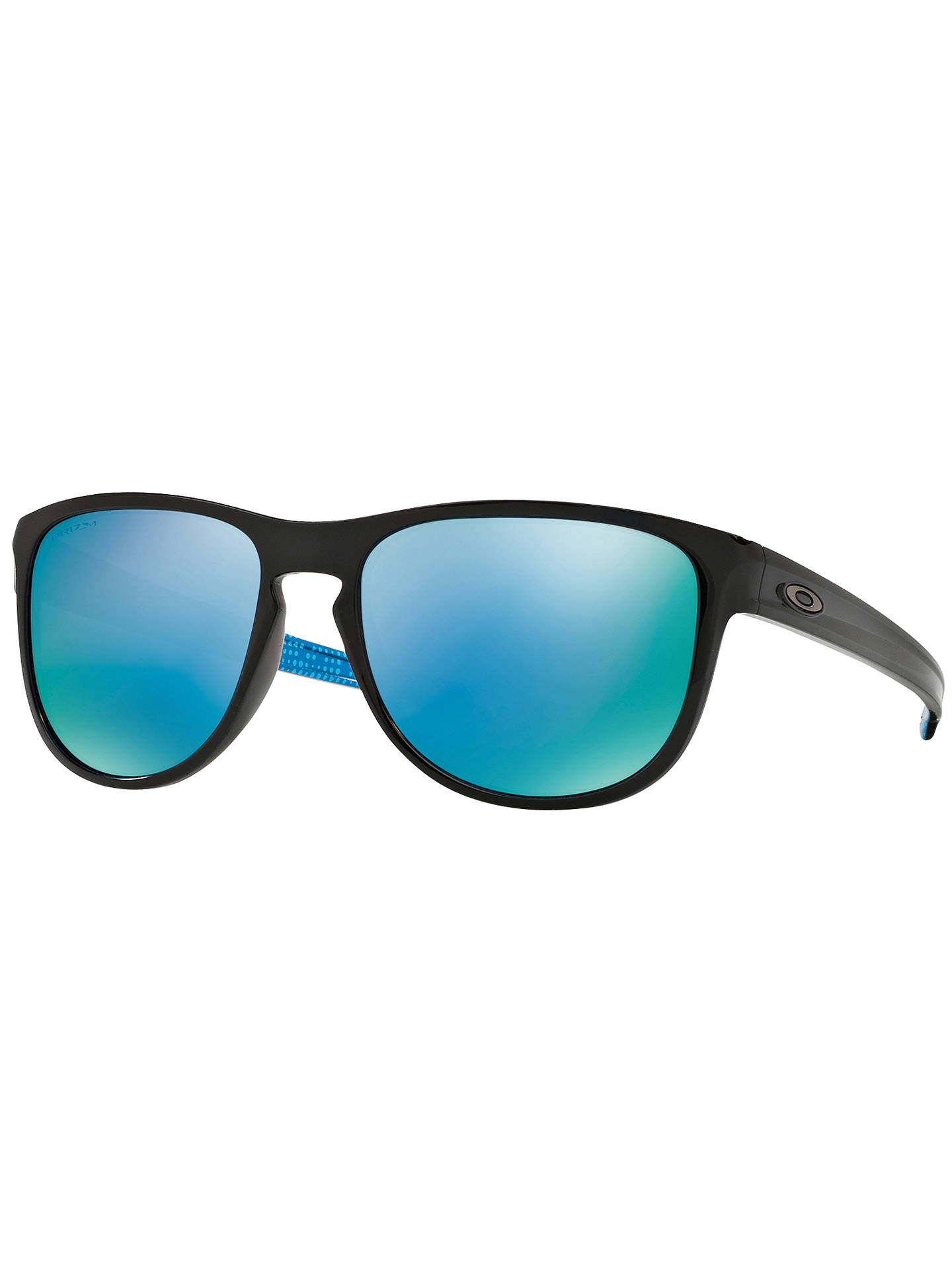 2eb62468754 Oakley OO9342 Sliver™ R Prizm™ Polarised Oval Sunglasses at John ...