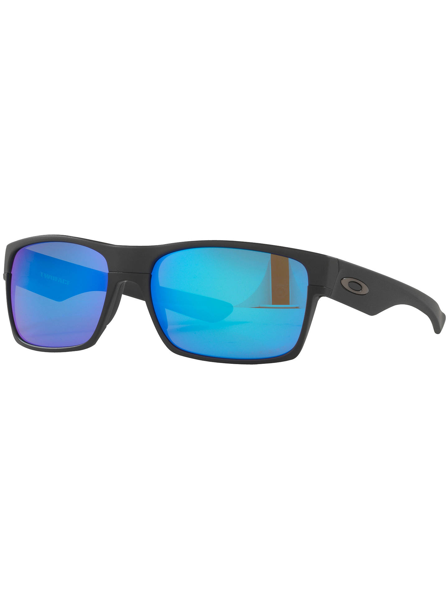 9a009e33ef Buy Oakley OO9189 Two Face Polarised Square Sunglasses