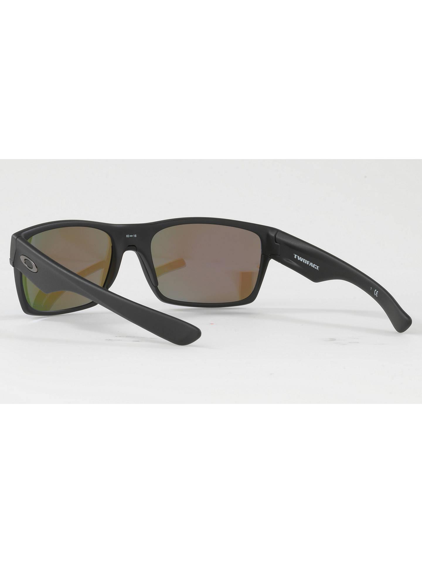 0cb8831f54 ... Buy Oakley OO9189 Two Face Polarised Square Sunglasses