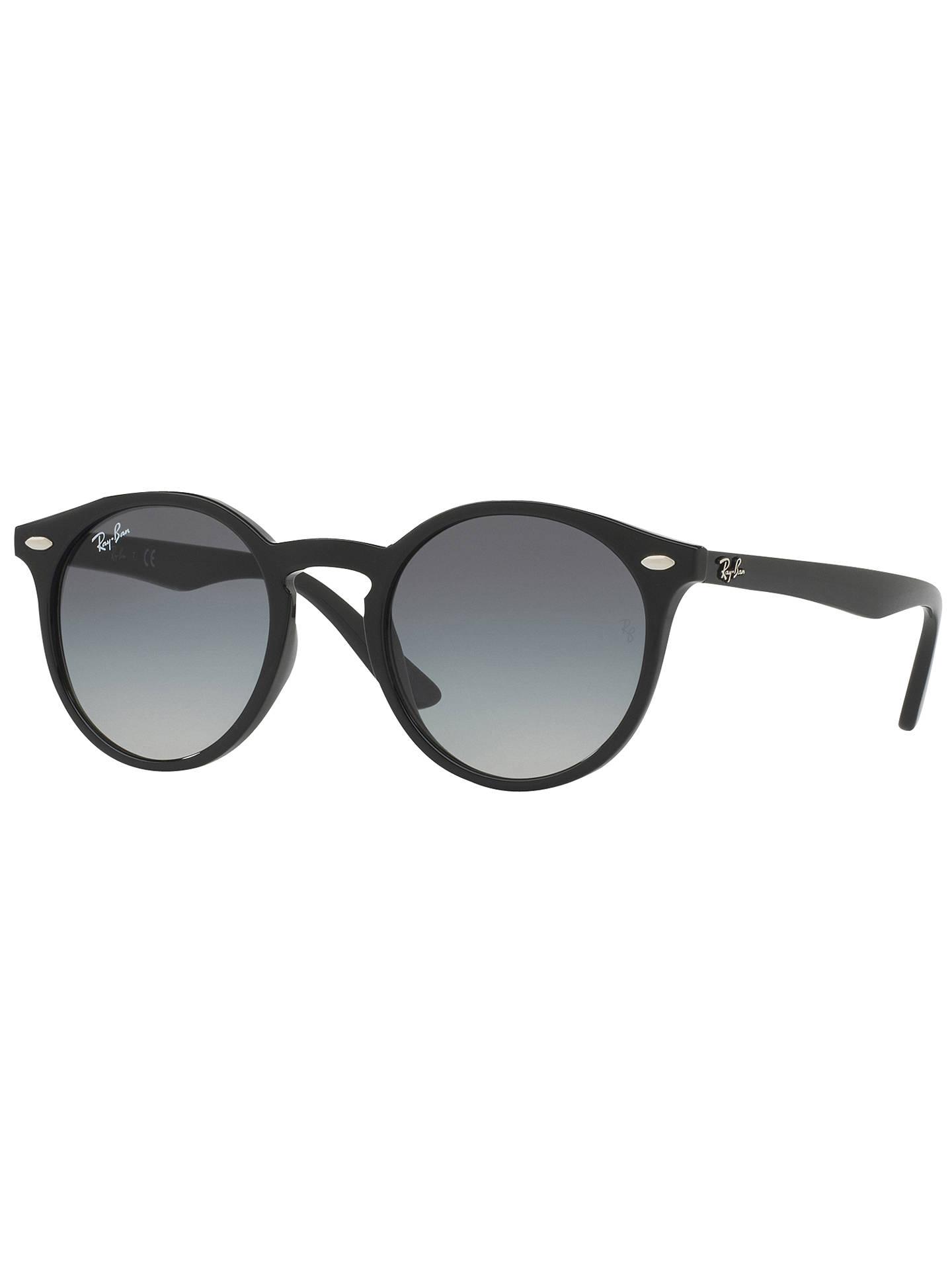 1e36130901 Ray-Ban Junior RJ9064S Round Sunglasses at John Lewis   Partners