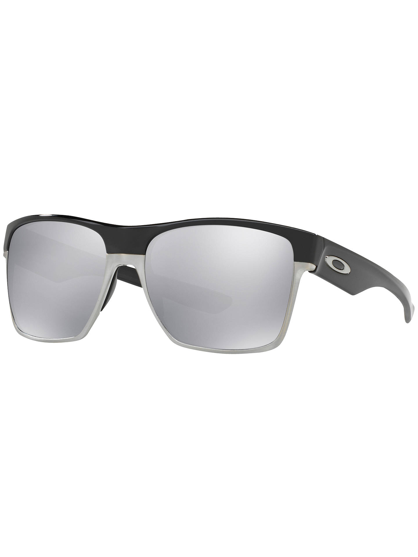 568ed46294fe2 Oakley OO9350 Two Face XL Square Sunglasses at John Lewis   Partners