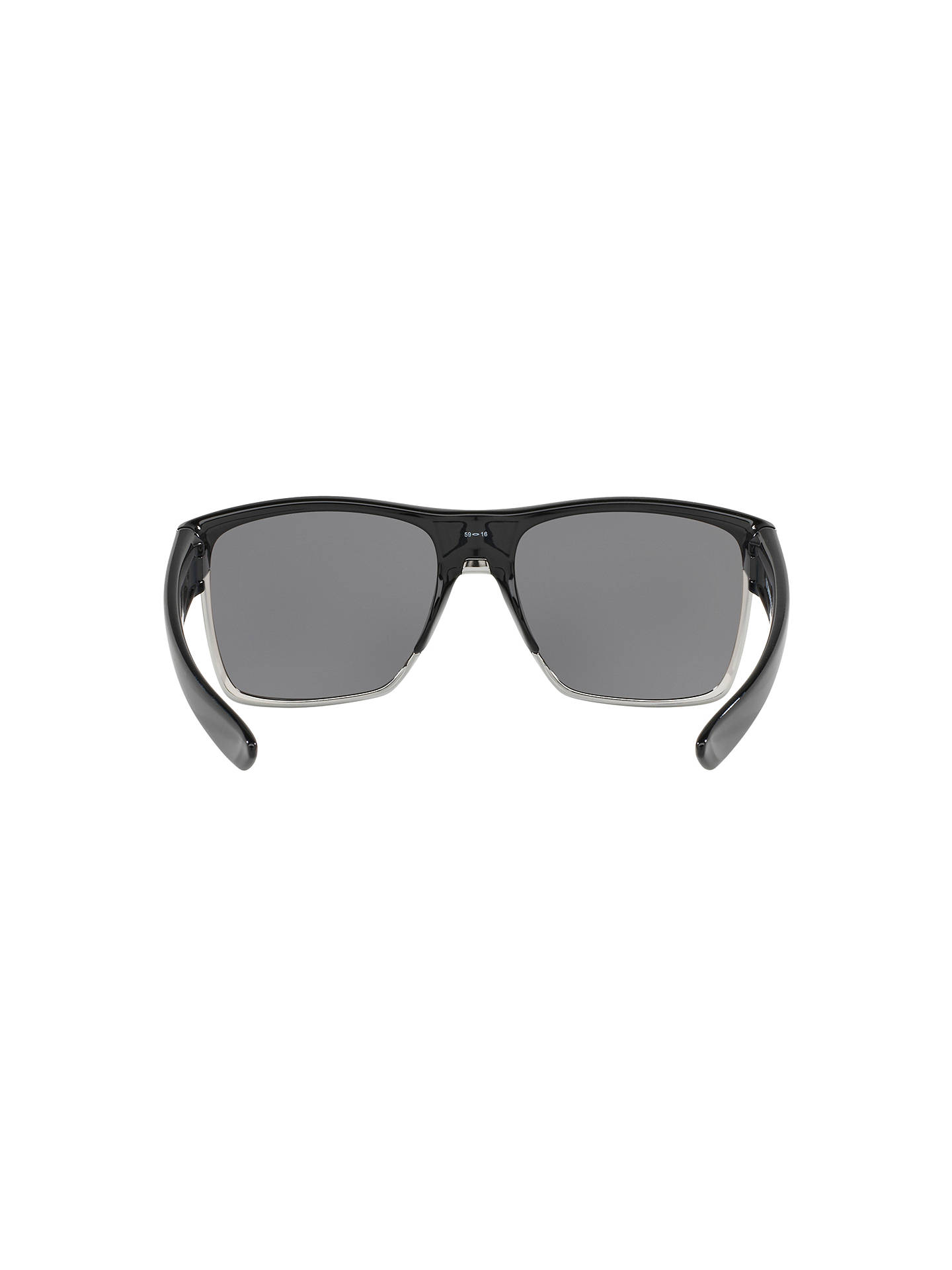 67068c97f2 Oakley OO9350 Two Face XL Square Sunglasses at John Lewis   Partners