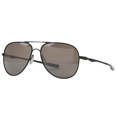 Oakley OO4119 Elmont Large Polarised Aviator Sunglasses