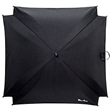 Buy Silver Cross Pushchair Parasol, Black Online at johnlewis.com