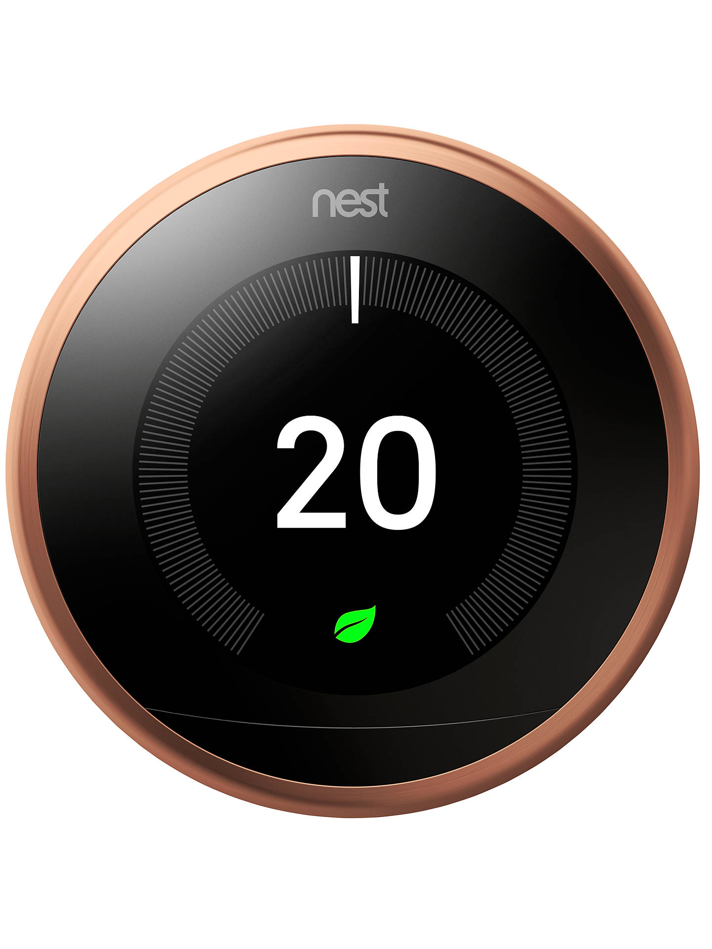 nest learning thermostat, 3rd generation at john lewis \u0026 partners