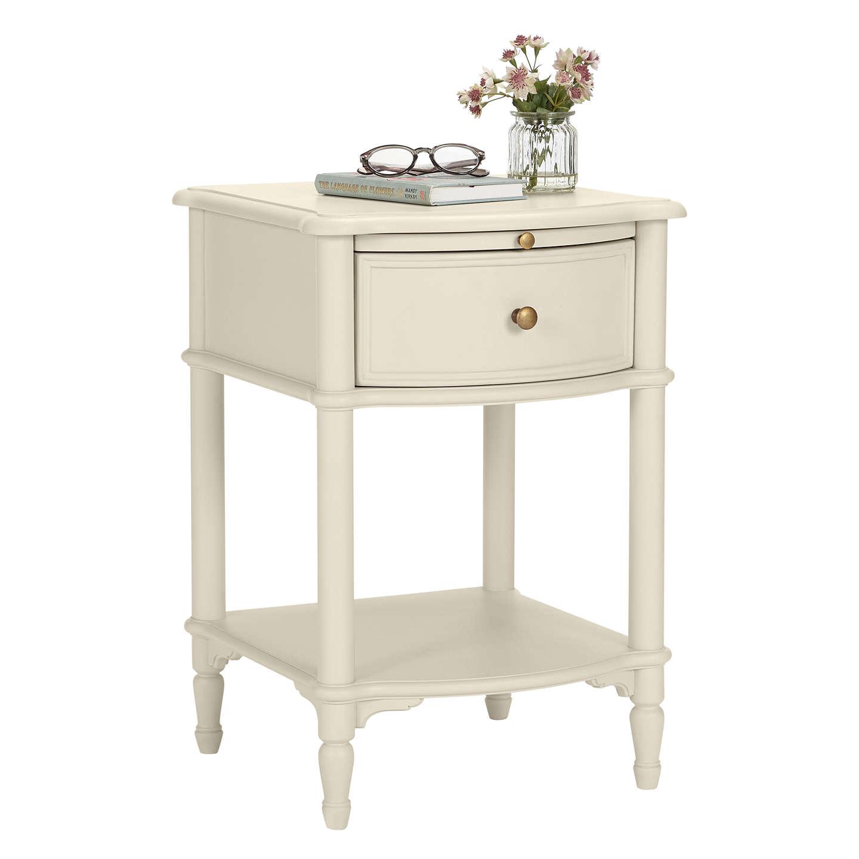 John lewis ivybridge 1 drawer bedside table at john lewis for John lewis chinese furniture