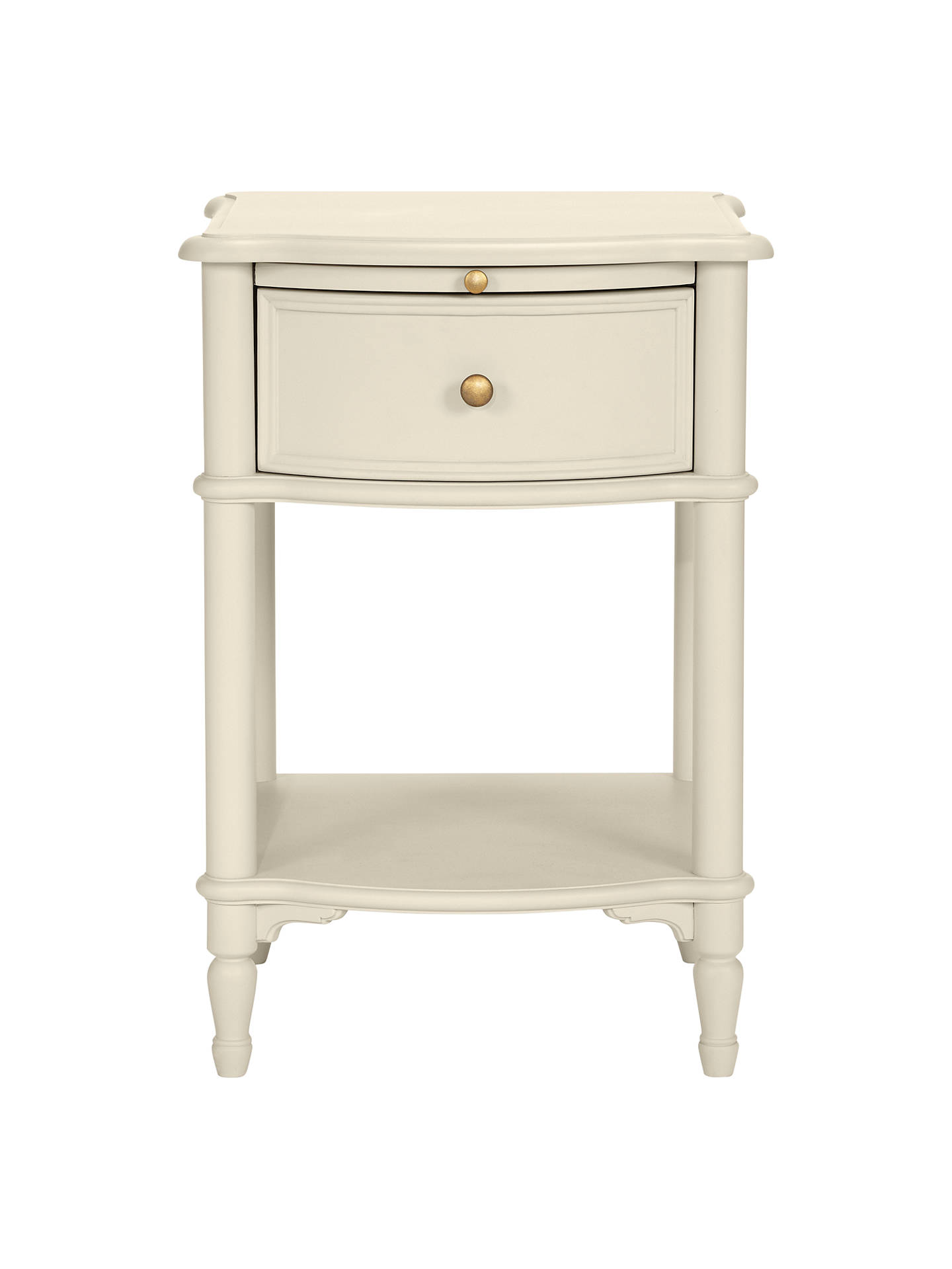 BuyJohn Lewis & Partners Ivybridge 1 Drawer Bedside Table Online at johnlewis.com