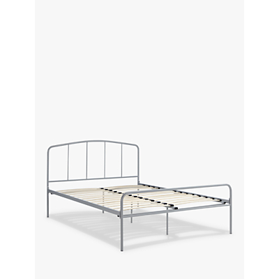 John Lewis & Partners The Basics Alpha Bed Frame, Double