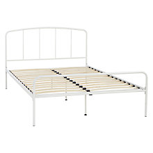 Buy John Lewis The Basics Alpha Bed Frame, Double Online at johnlewis.com