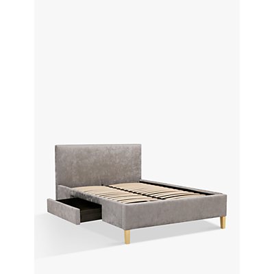 John Lewis Emily Storage Bed Frame, Double