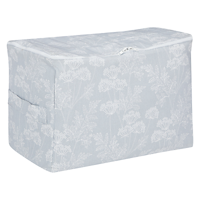 Product photo of John lewis cow parsley clothes storage box small