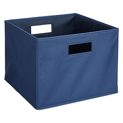 House by John Lewis Folding Storage Box, Medium
