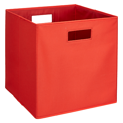 House by John Lewis Folding Storage Box, Large