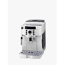 Buy De'Longhi Magnifica ECAM21.117.W Bean-To-Cup Coffee Machine, White Online at johnlewis.com