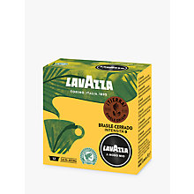 Buy Lavazza A Modo Mio Cereja Passita Brazil Espresso Capsules, Pack of 12 Online at johnlewis.com