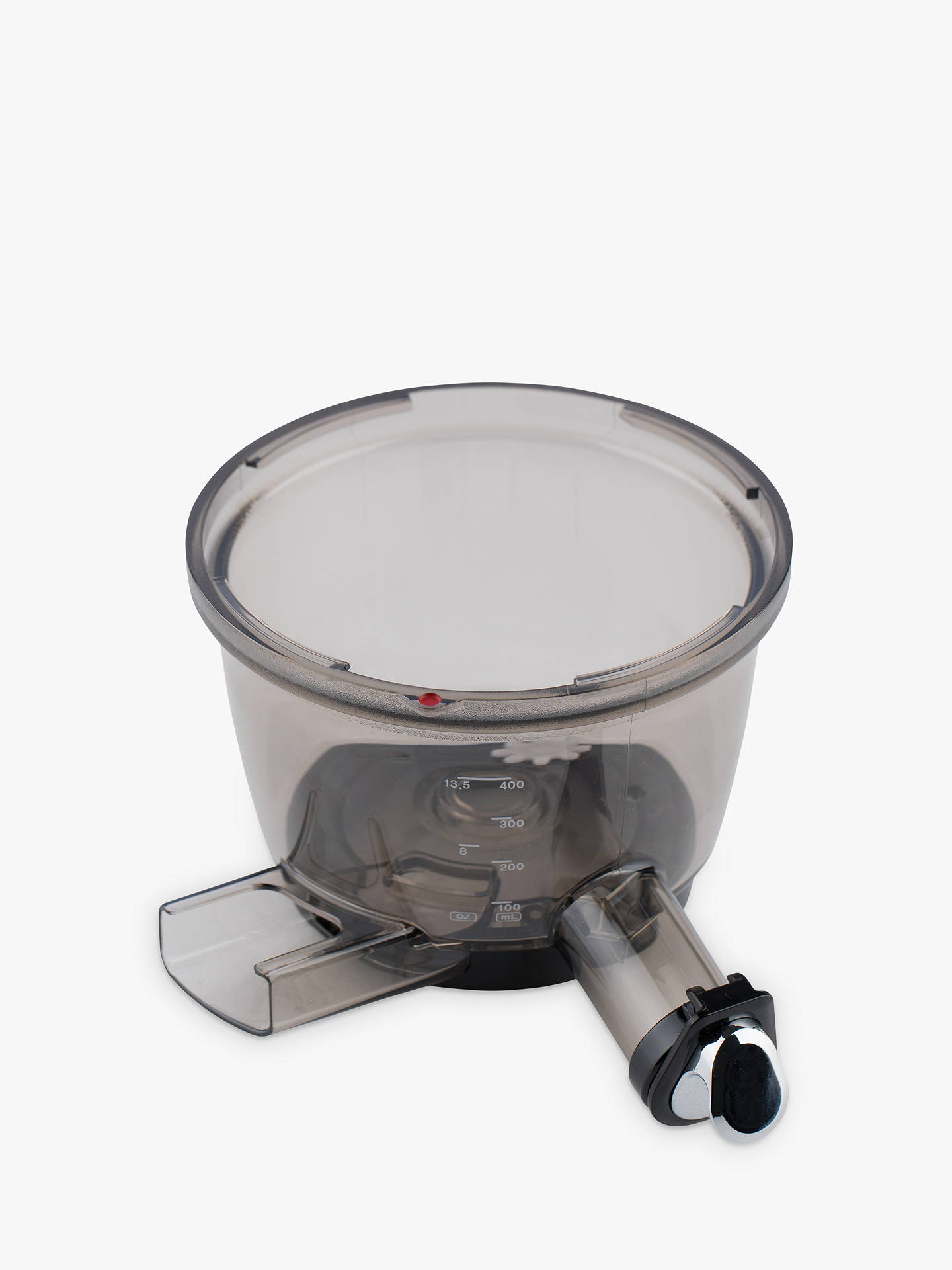 BuyKuvings C9500 Whole Feed Cold Press Juicer, Silver Online at johnlewis.com