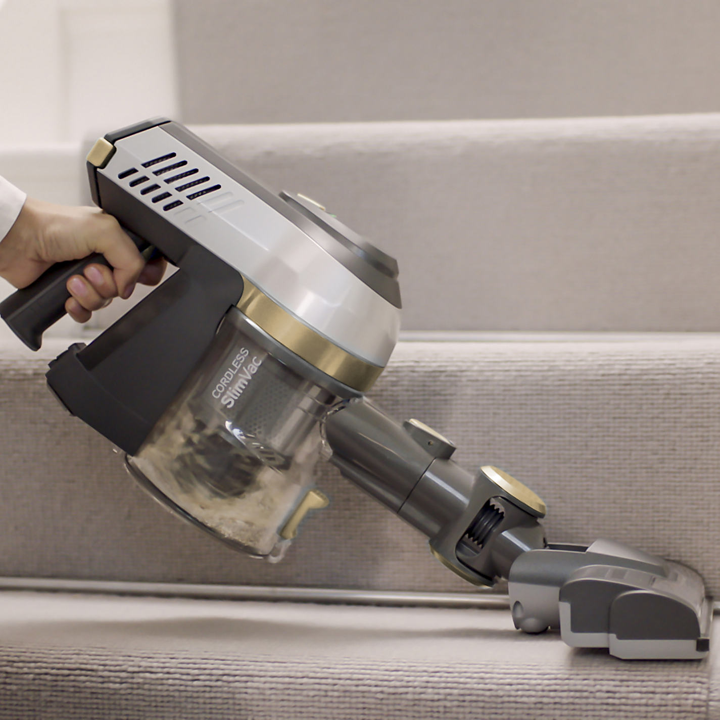 buy vax tbttv1 total home slim cordless vacuum cleaner silver online at - Cordless Vacuum Cleaner