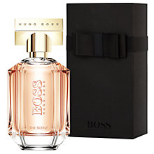 Buy HUGO BOSS BOSS The Scent For Her Eau de Parfum Pre Wrapped Gift, 50ml Online at johnlewis.com