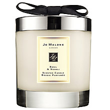 Buy Jo Malone London Basil & Neroli Home Candle, 200g Online at johnlewis.com