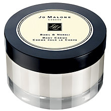 Buy Jo Malone London Basil & Neroli Body Crème, 175ml Online at johnlewis.com