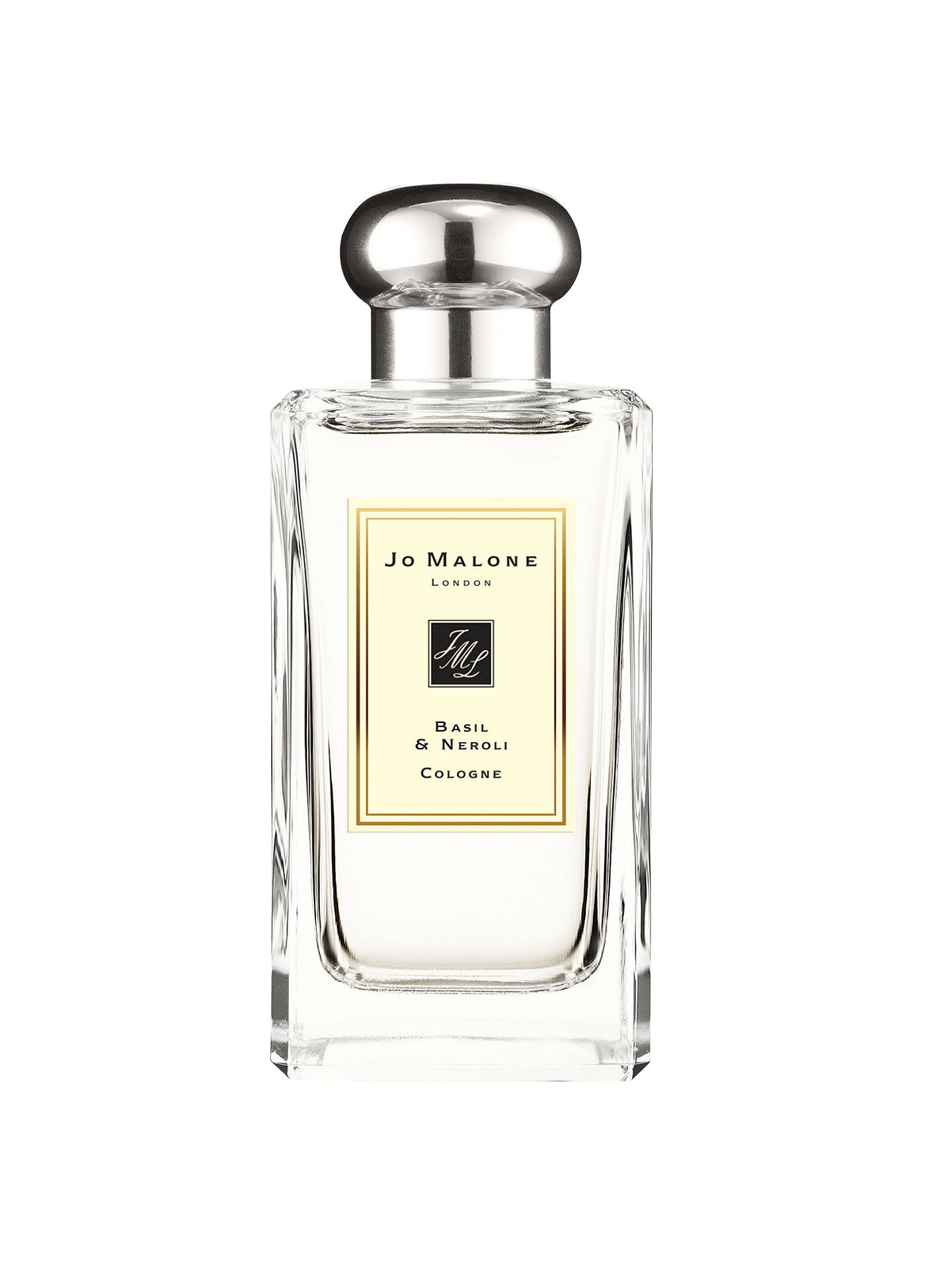 BuyJo Malone London Basil & Neroli Cologne, 100ml Online at johnlewis.com