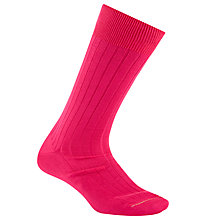 Buy Paul Smith Cotton Socks, Pink Online at johnlewis.com
