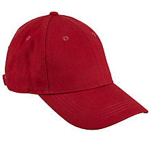 Buy John Lewis Baseball Cap, One Size Online at johnlewis.com