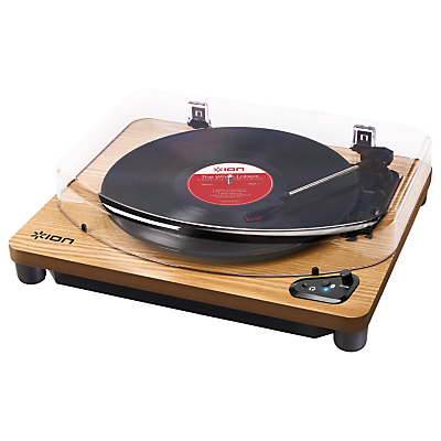 ION Air LP USB Turntable with Bluetooth
