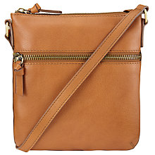 Buy John Lewis Harriet Leather Across Body Bag Online at johnlewis.com