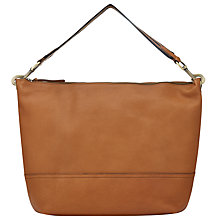 Buy John Lewis Harriet Leather Hobo Bag Online at johnlewis.com