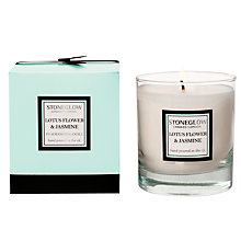 Buy Stoneglow Modern Classics Lotus Flower and Jasmine Candle Online at johnlewis.com