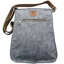 Buy Butterfly Tree Duck Grey Shoulder Bag Online at johnlewis.com
