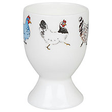 Buy Sophie Allport Lay Egg Egg Cup Online at johnlewis.com