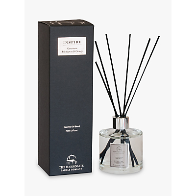 The Harrogate Candle Company Inspire Geranium, Eucalyptus And Orange Diffuser