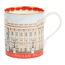 Buy Royal Collection Buckingham Palace Bone China Mug Online at johnlewis.com