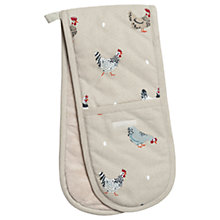 Buy Sophie Allport Chicken and Egg Oven Glove Online at johnlewis.com