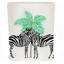 Buy Fenella Smith Zebra and Palm Tree Mug Online at johnlewis.com