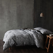 Buy cloth & clay Nordic Nights Niko Duvet Cover and Pillowcase Set Online at johnlewis.com