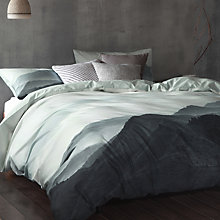 Buy cloth & clay Nordic Nights Nyoka Duvet Cover and Pillowcase Set Online at johnlewis.com