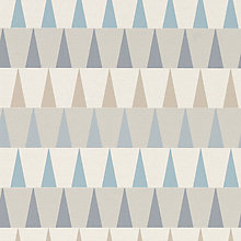 Buy Harlequin Tresillo Azul Wallpaper Online at johnlewis.com