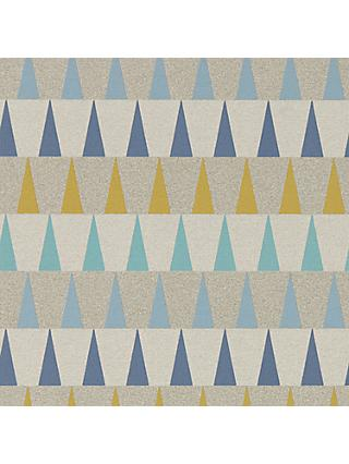 Harlequin Tresillo Azul Wallpaper