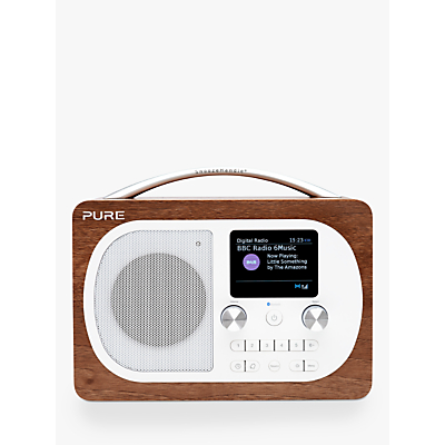 Image of Pure Evoke H4 DAB/DAB+/FM Bluetooth Radio