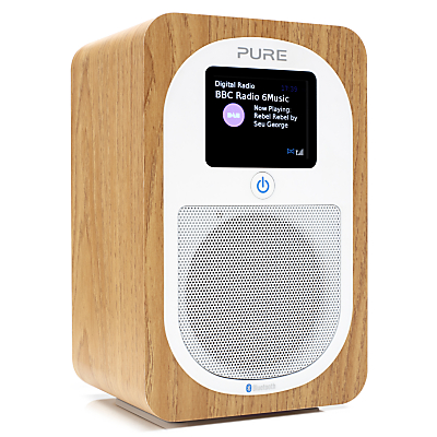Image of Pure Evoke H3 DAB/DAB+/FM Bluetooth Radio